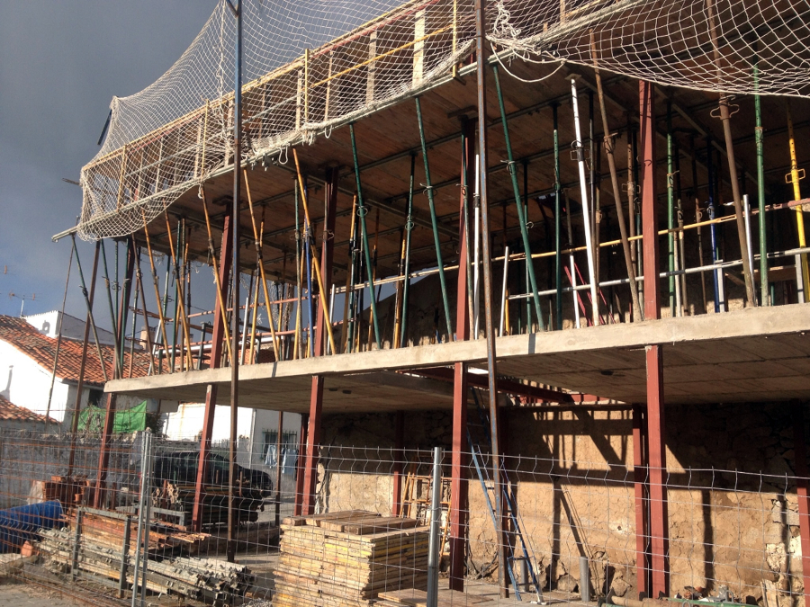 Construcion de 2 viviendas en Colmenar del Arroyo