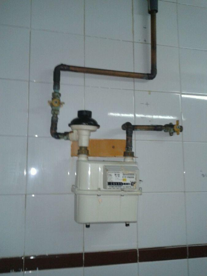 Foto instalaci n de gas natural de instalaciones y for Gas natural malaga