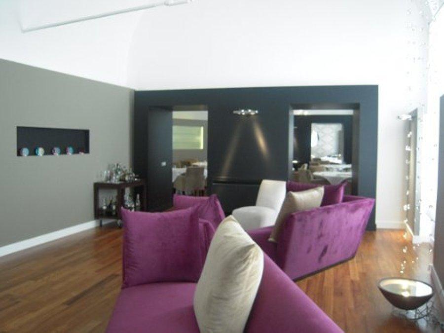 Foto contraste de paredes con colores fuertes de pinturas - Como combinar colores en paredes ...