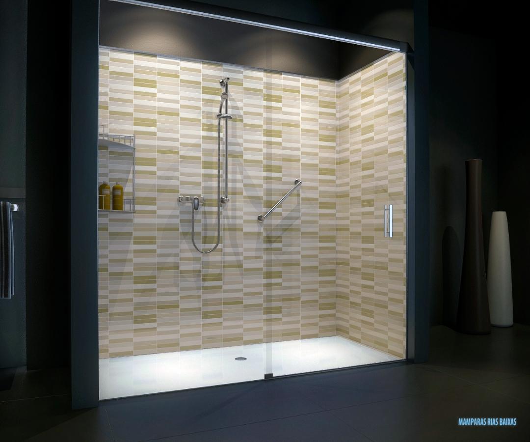 Foto convertir ba era en ducha beige de rias baixas interiorismo sl 312979 habitissimo - Convertir banera en ducha ...