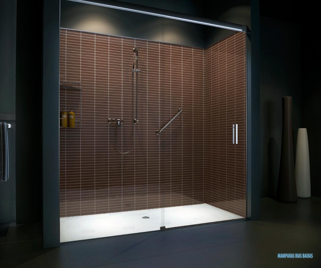 Foto convertir ba era en ducha chocolate de mamparas rias baixas ba os y cocinas 312981 - Convertir banera en ducha ...