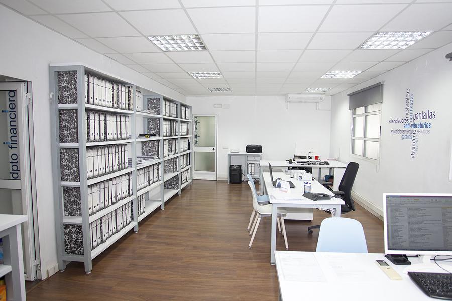 Oficinas Acustival