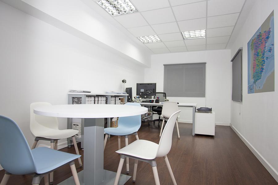 Oficinas de Acustival