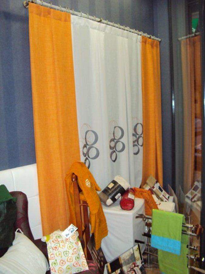 Foto cortina confeccionada de clasica tapiceria y - Tapiceros tarragona ...