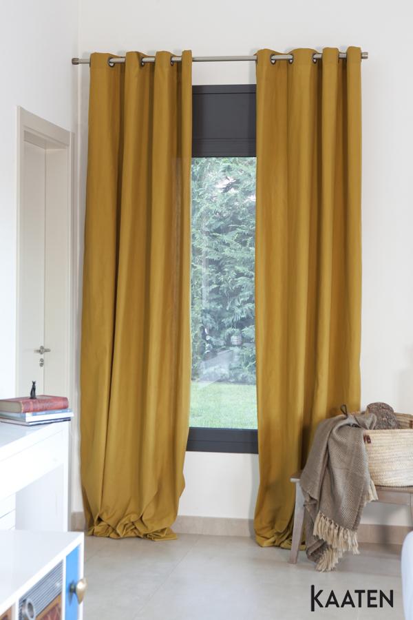 Foto cortina tradicional de kaaten 643236 habitissimo - Riscaldare casa gratis ...