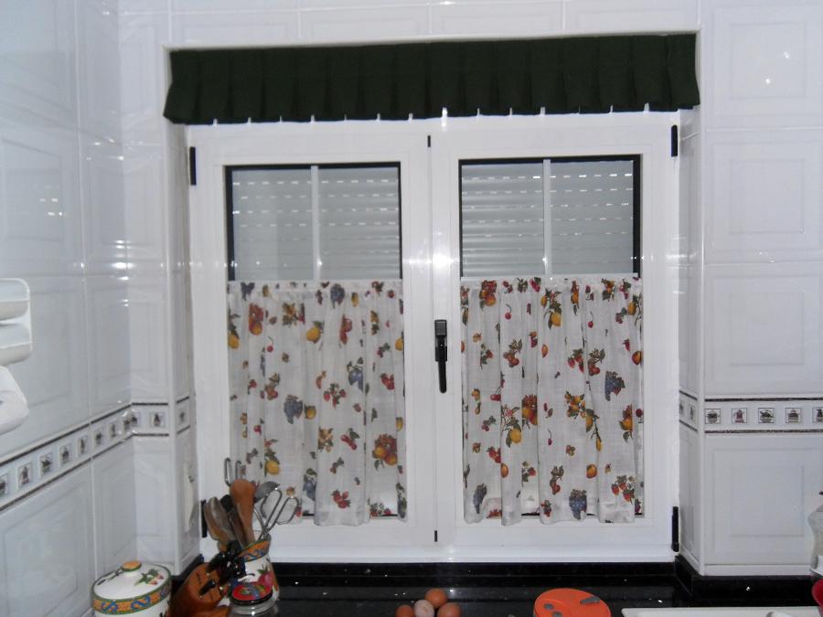 Foto amplio surtido en cocinas de cortinas le n 207933 habitissimo - Cortinas para puertas de cocina ...