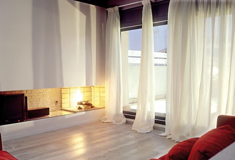 foto cortinas tradicionales bandalux de mallorca blinds