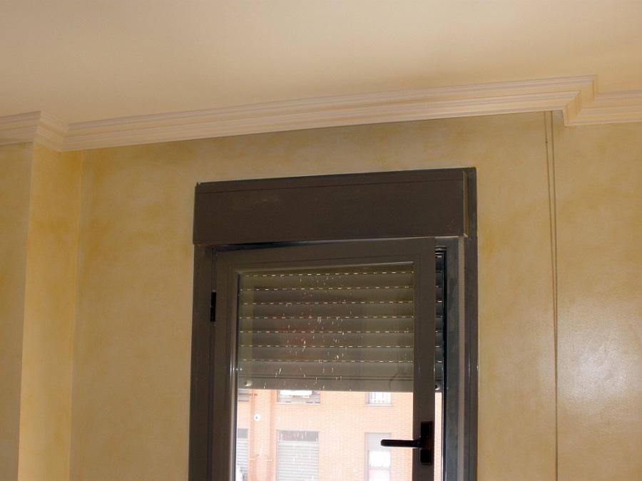 Foto cortinero moldura de escayola de rea imasd s l 260623 habitissimo - Molduras de escayola ...