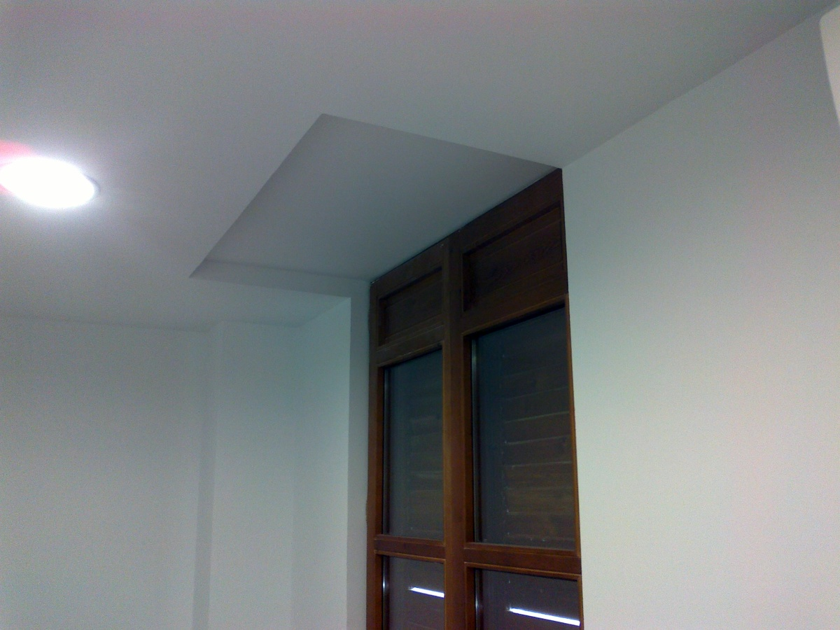 Foto cortinero de d 39 escayola hnos aguilar s l 240511 - Precio moldura escayola techo ...