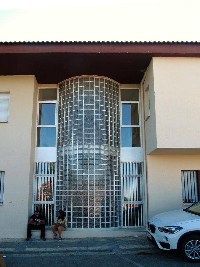 Centro de salud Jaraíz de la Vera 2007 EM Arquitectos Jaraiz de la Vera
