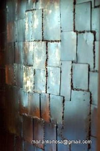 Foto cuadro hierro cuertain de tapidecor 266422 - Tapidecor alzira ...