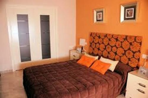 Cuartos pintados modernos top diseo cuarto bao estilo for Pintado de habitaciones