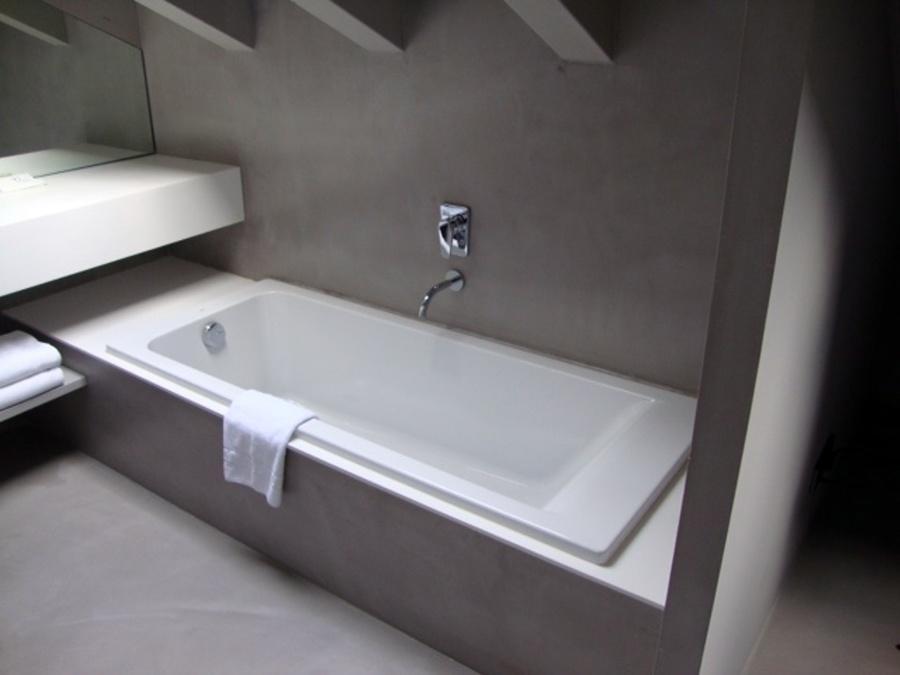 Cuartos De Baño En Microcemento:Foto: Cuartos de Baño- Morado de Microcementos Online #236759