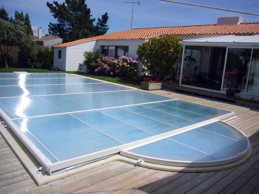 Foto cubierta de piscina de aiguanet 450956 habitissimo for Piscina cubierta zaragoza