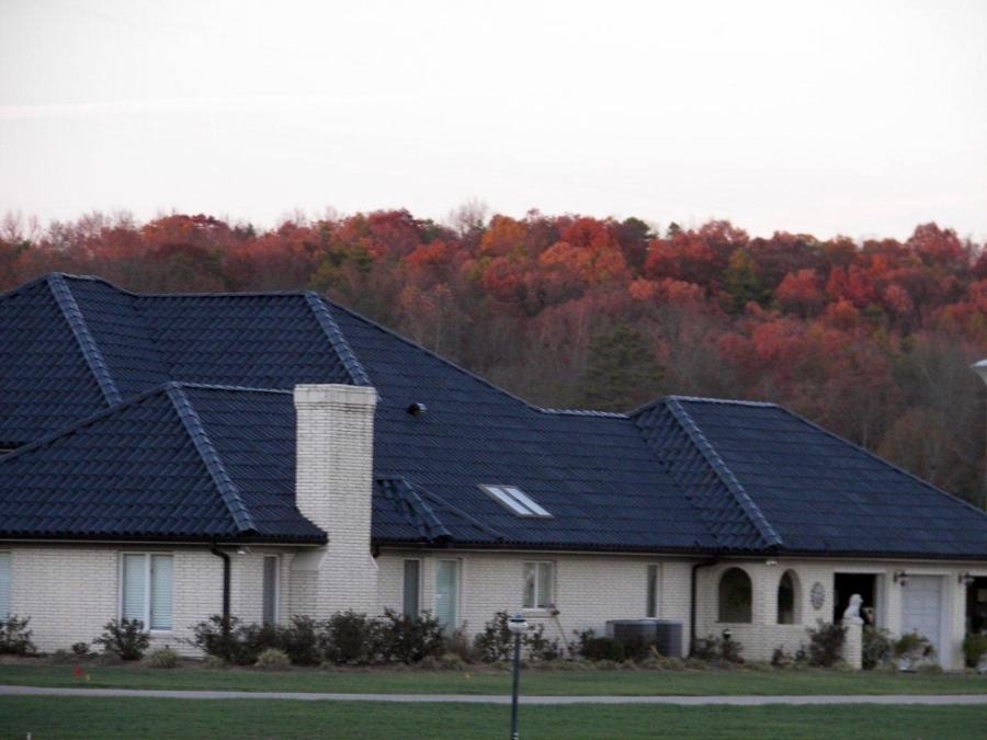 Cubierta Roof-Eco en amplias estructuras