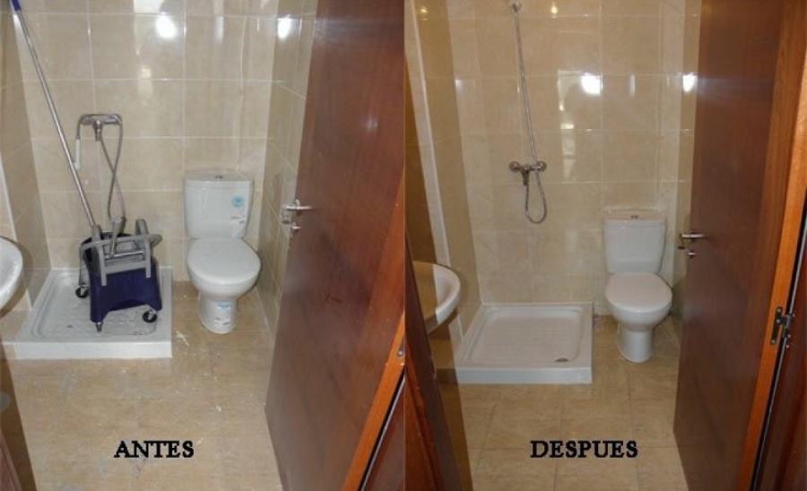 Foto limpieza despu s reforma ba o de cleaning services - Limpieza casas madrid ...