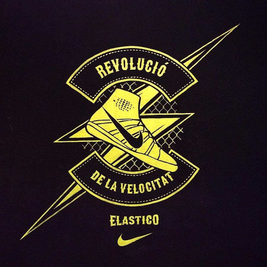 Mural para Nike