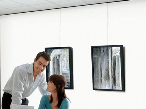 Foto decora y redecora tu oficina de for Decora tu oficina