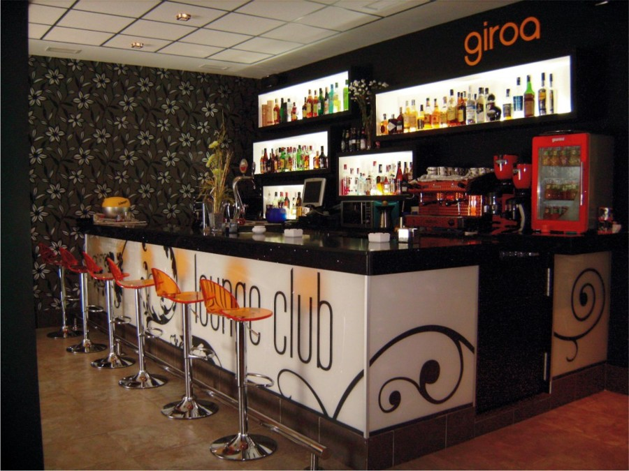 Decoracion de barra de bar otra forma de decorar un bar - Decoracion de pub ...