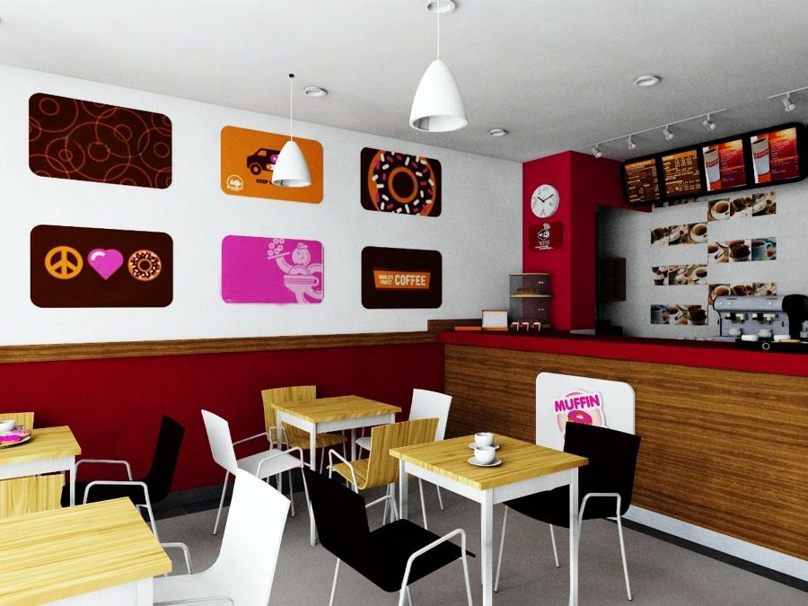 Foto: Decoración Cafetería en Málaga 2 de Acdecor #264290 - Habitissimo
