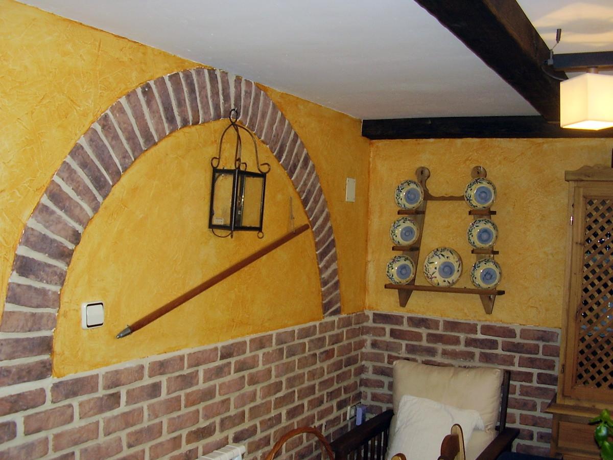 Foto decoracion de bodega de fernando corral 435410 - Bodegas rusticas decoracion ...