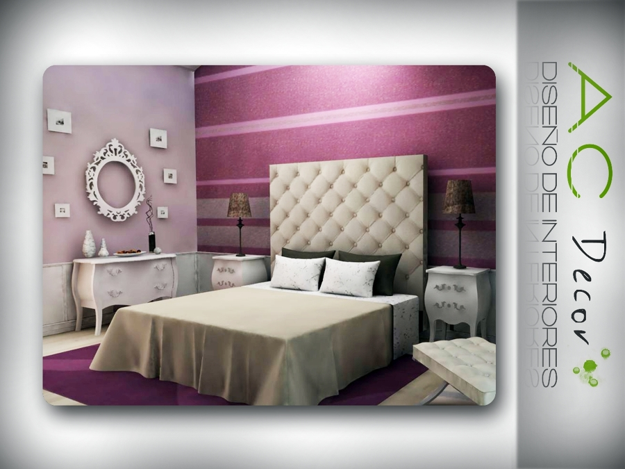 Foto decoraci n de cuarto de matrimonio en casa for Decoracion para cuarto de matrimonio