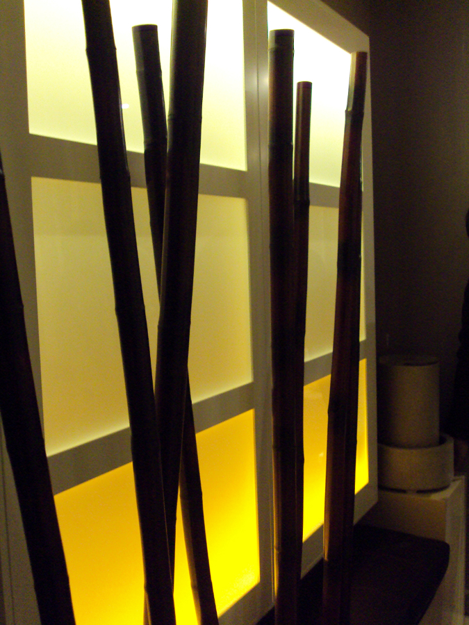 Decoracion de interior zen