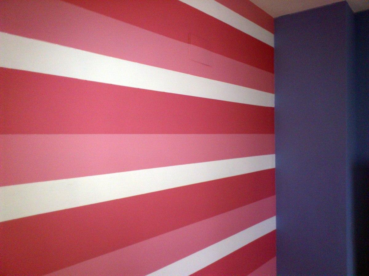 Foto decoracion de paredes pintadas de pintadecor - Decoracion de paredes pintadas ...