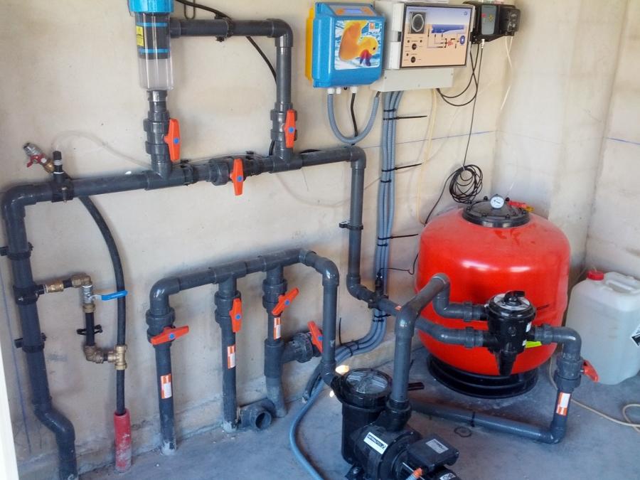 Foto depuracion con clorador salino y ph de depurpiscinas - Depuradoras de piscinas precios ...