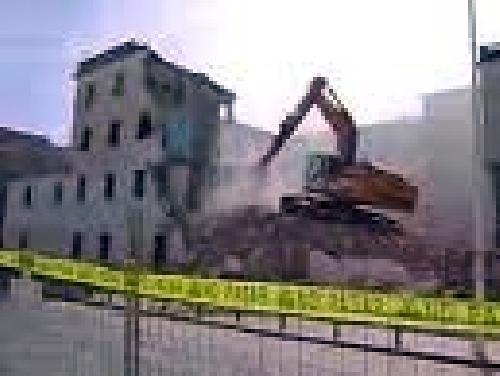 Derribos de Edificios