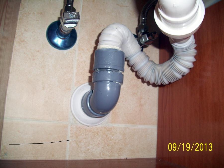 foto desague flexible lavabo de r m des 409741