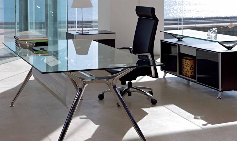 Foto despachos para ejecutivos de victor silva s l for Muebles de oficina palencia