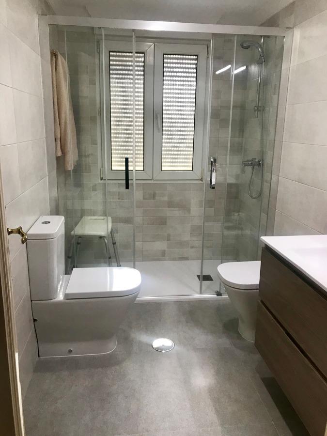 Reforma de baño en Madrid ( despues 1 )