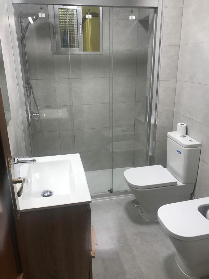 Reforma de baño en Móstoles ( despues )