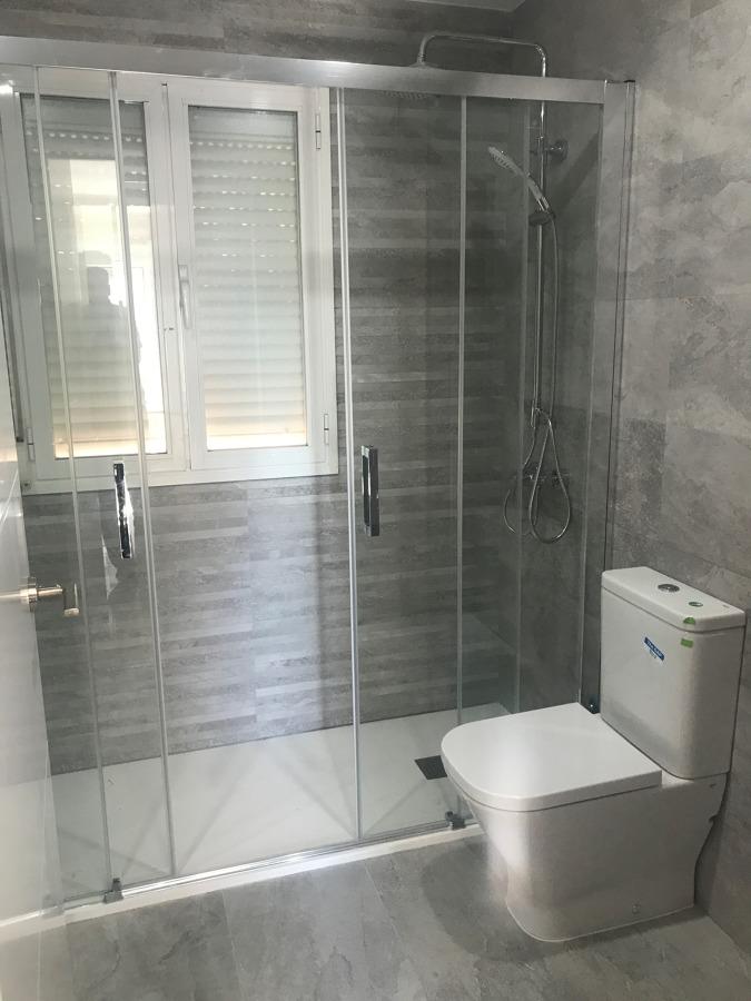 Reforma de baño en Aluche ( despues )