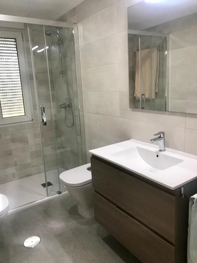 Reforma de baño en Madrid ( despues 2 )