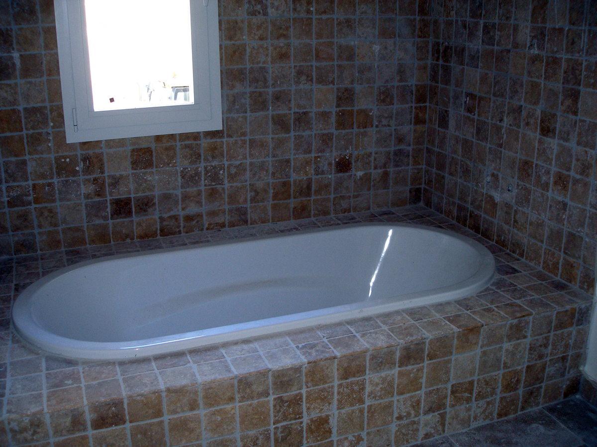 Azulejos Baño Juvenil:Foto: Detalle Azulejo Baño de Construnova Mallorquina, SL #179200