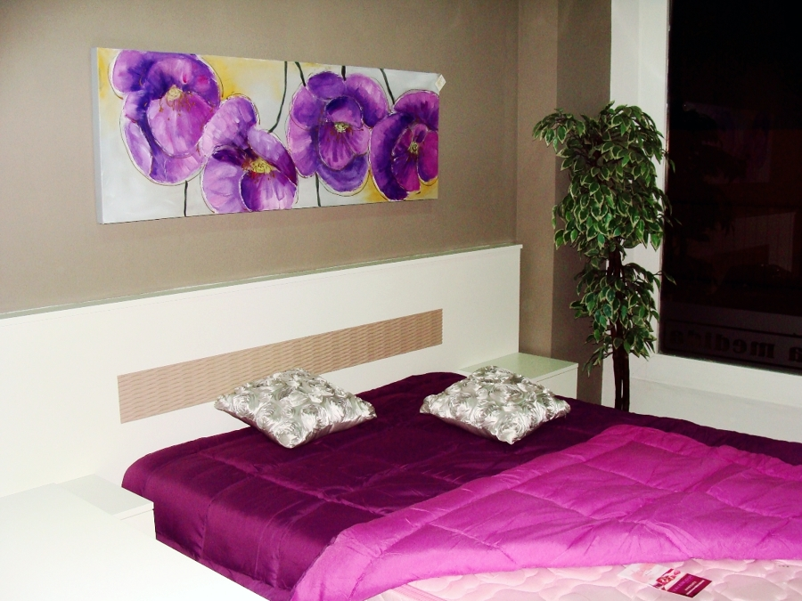 detalle cabecero dormitorio