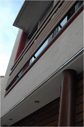 Detalle de fachadas