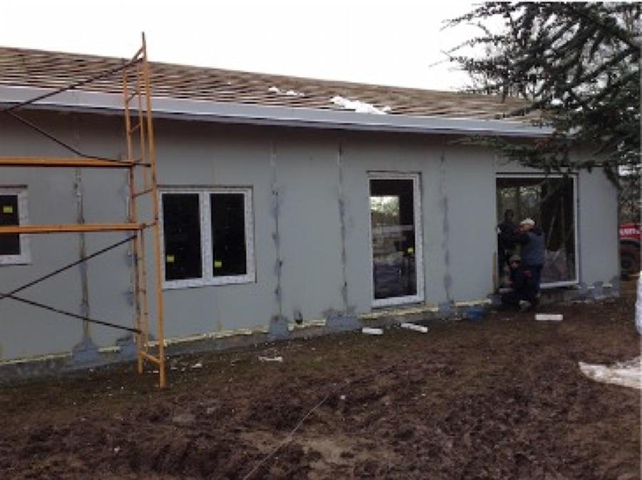 Día 6, colocación de ventanas
