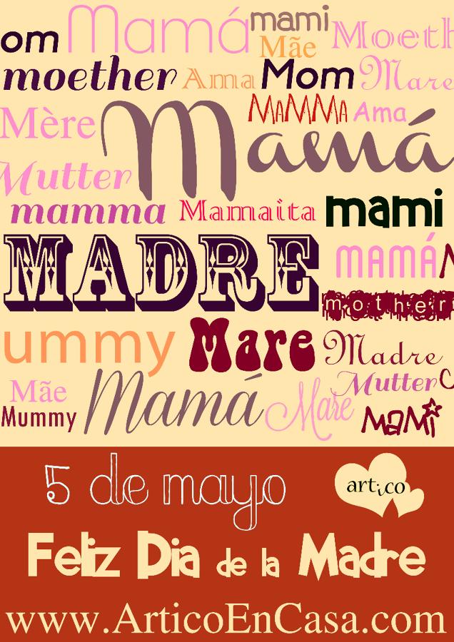 Dia de la Madre, encuentra EL regalo!