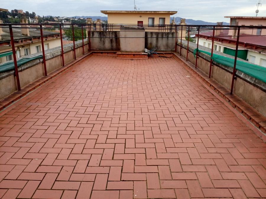 Impermeabilización de terrado comunitario