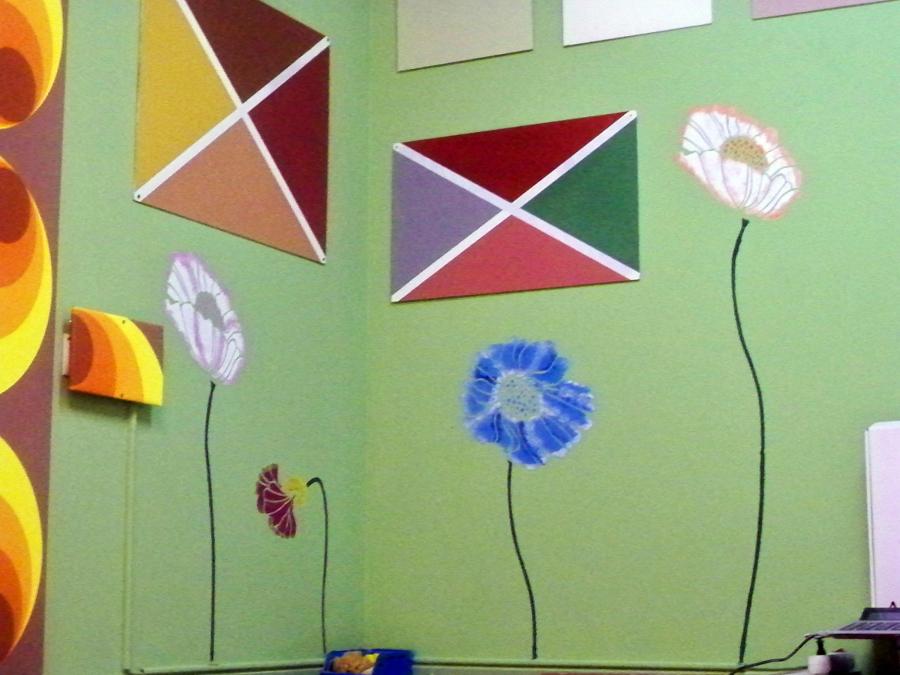 Foto dibujos decorativos de pintor decorador jonathan - Decorador de fotos gratis ...