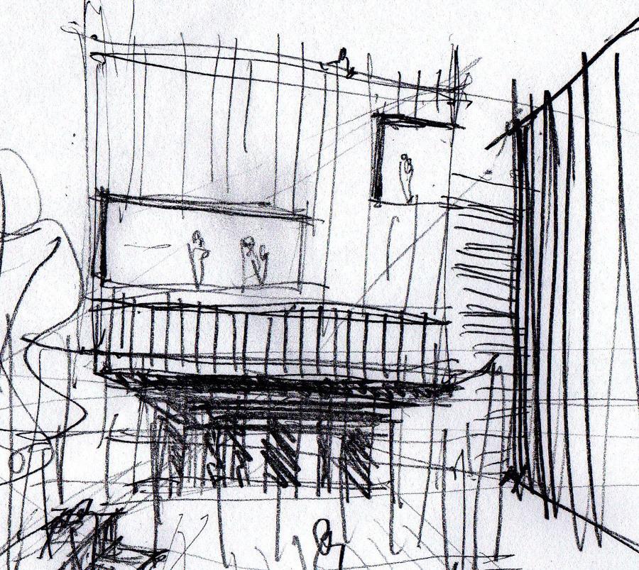 Foto dibujos previos de fem arquitectura 678745 - Fem arquitectura ...