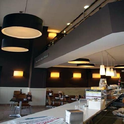 Foto dise o de cafeter as bares y restaurantes de - Disenos para bares ...