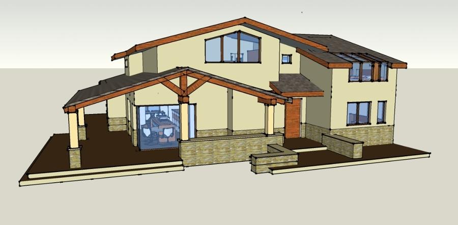 foto dise o de casa unifamiliar de a 2mas arquitectura y