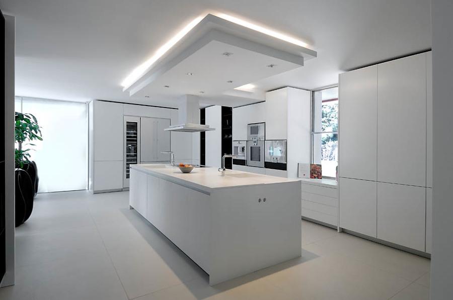 Diseño de cocina de HITA Architekts