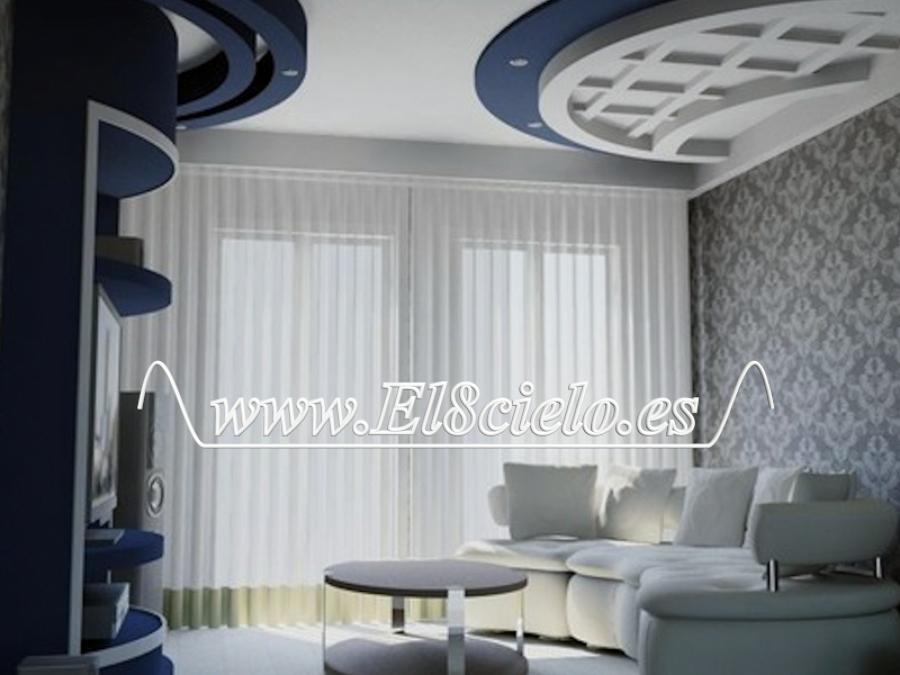 Foto dise o de interiores de decoracion con pladur - Diseno interiores granada ...