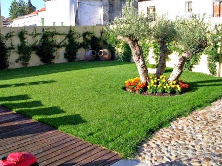 Perfecto Jardines Para Casas Molde - Ideas de Decoración de ...