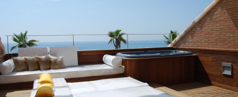 Foto dise o de terraza de a interiorismo 659383 - Muebles chill valladolid ...